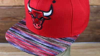Mitchell & Ness Chicago Bulls Snapback