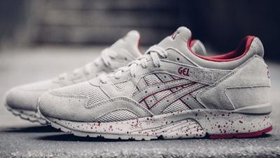 Asics Gel-Lyte V - Light Grey/Light Grey - Size 11.5