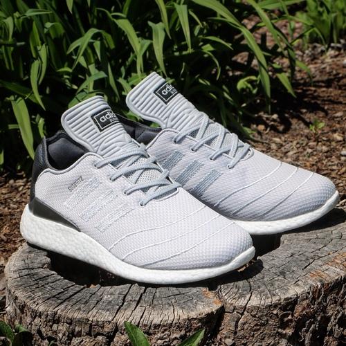 Adidas Busenitz Pure Boost- Light Solid Grey/Solid Grey/Silver Metallic