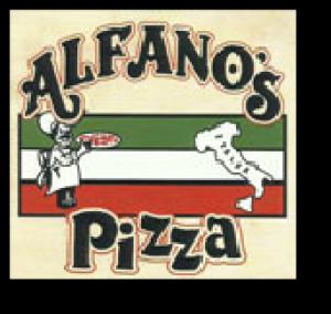 Alfano's Pizza Logo
