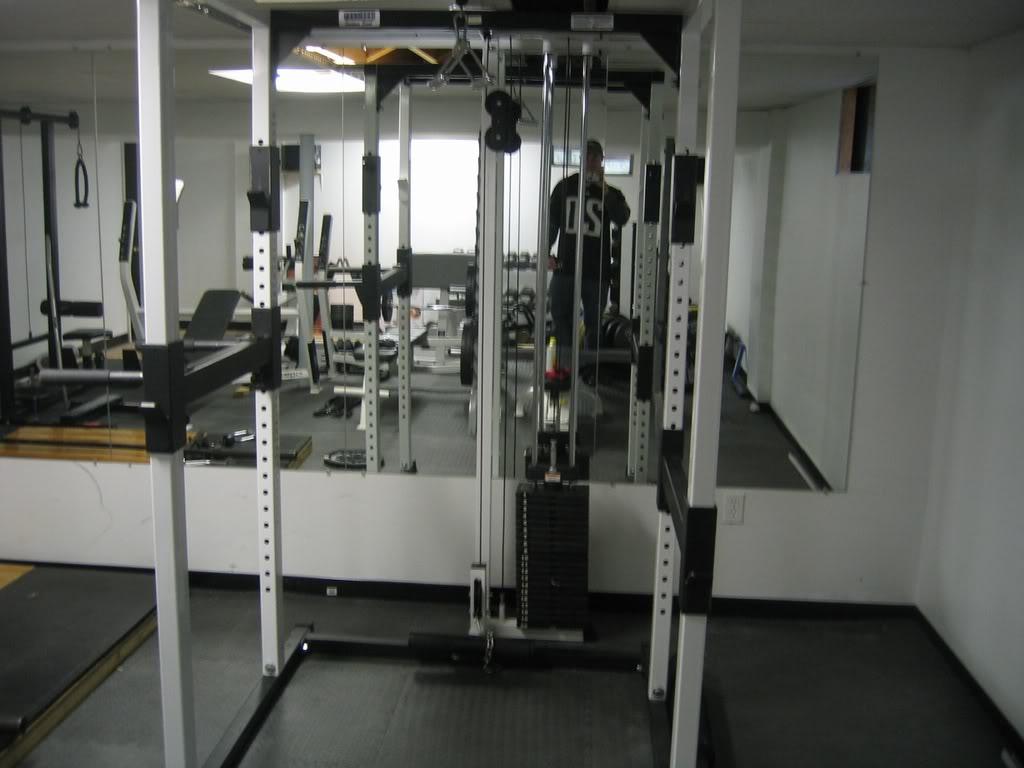 ParaBody Nautalus machine