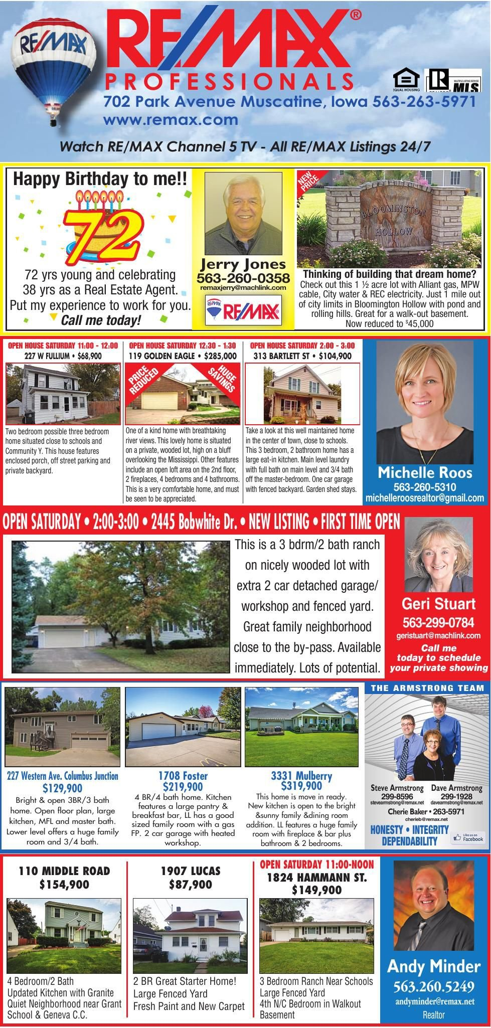 REMAX - Ad from 11-04