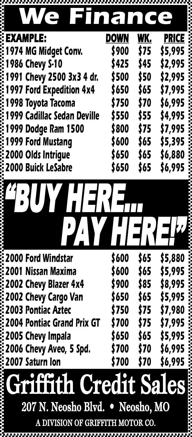 Essig-magee  - Ad from 10-04