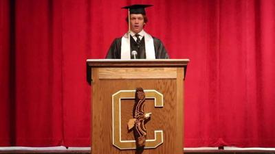Brennan Gaffney - Capital High School
