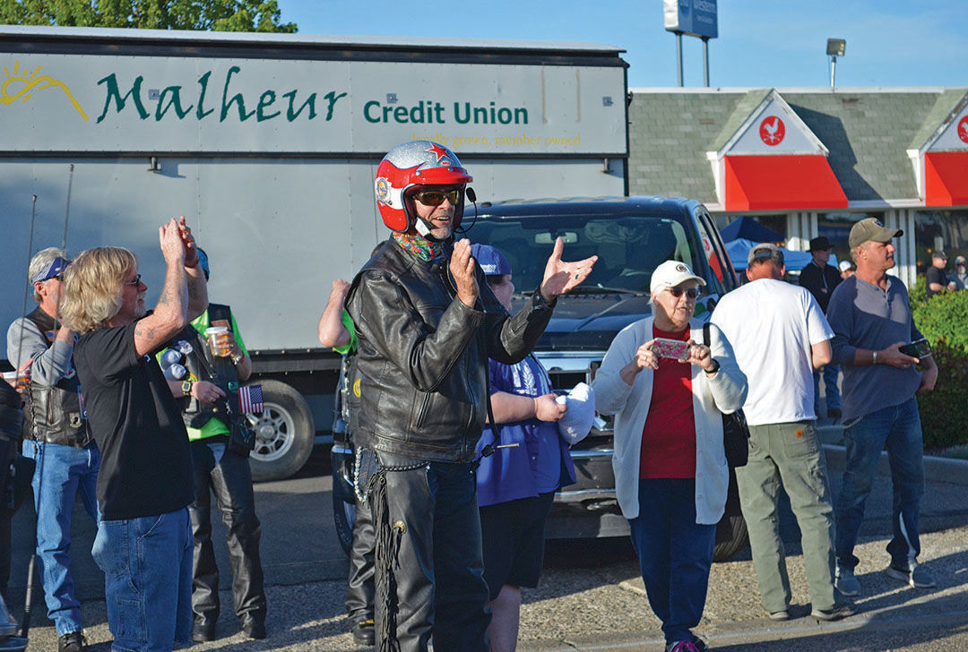 NASCAR celeb brings charity ride into town