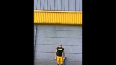 Jordy Nelson- Green Bay Packers ALS Ice Bucket Challange