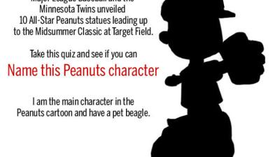 Quiz: Peanuts All-Star characters