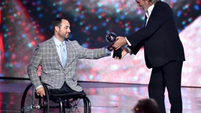 Pat Tillman Award for Service: Josh Sweeney