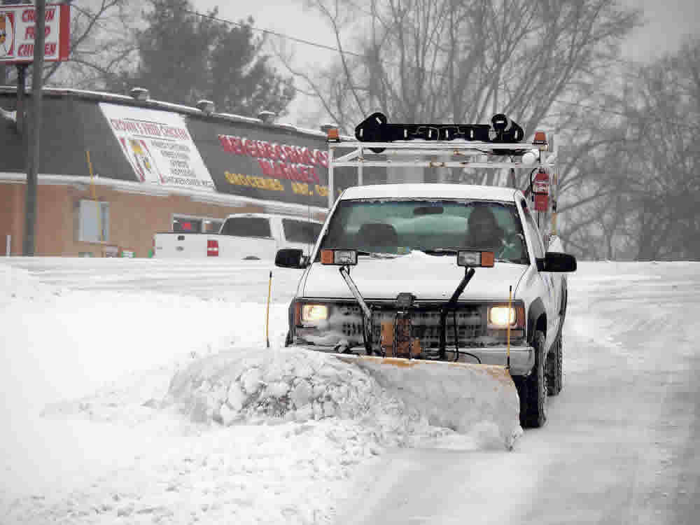Forecasters predict winter storm will hit Henry County this weekend