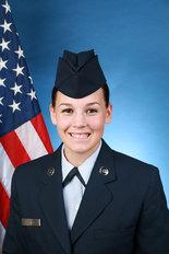 Air Force Airman Amberlynn N. Bundy