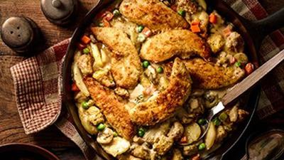 Country Chicken Skillet