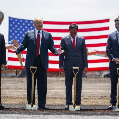 Foxconn, state officials deny report on company 'suspending' massive project