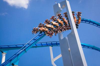 Our top 12 favorite Midwest roller coasters