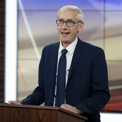 Tony Evers would 'revisit' Foxconn air-pollution permits; mull exceptions to $15 minimum wage