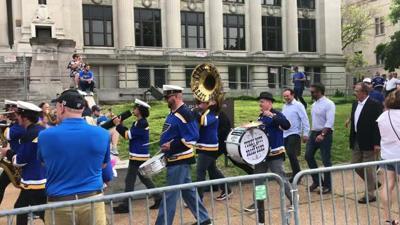 St. Louis Blues Pregame Celebration