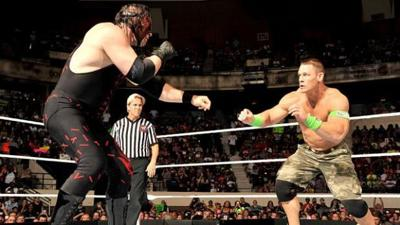 WWE Battleground Live Coverage and Results: John Cena defends WWE title against Roman Reigns, Kane and Randy Orton