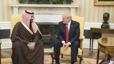 White House May Share Nuclear Power Technology With Saudi Arabia