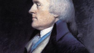 1802: Thomas Jefferson