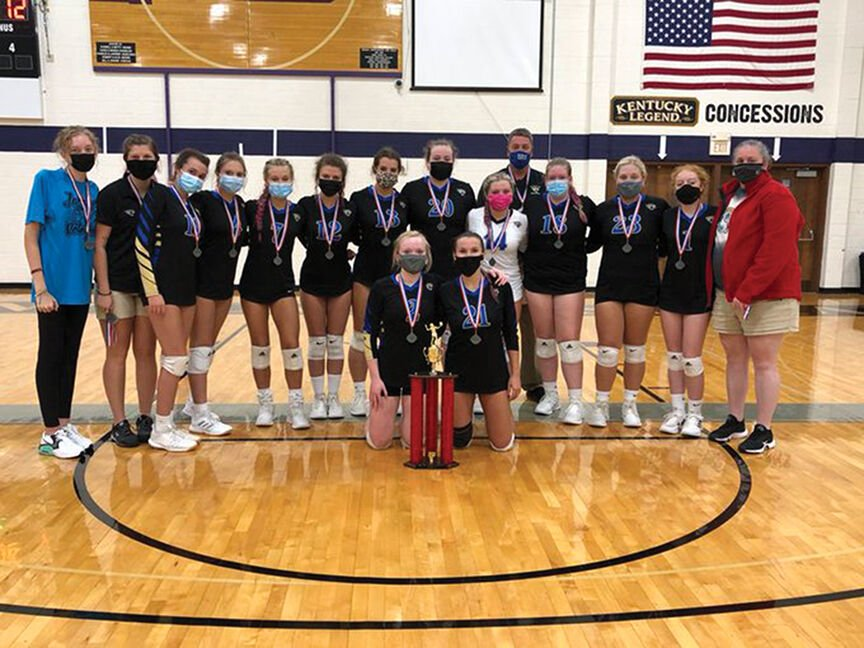 Lady Jaguars finish as Class 2A runner-up