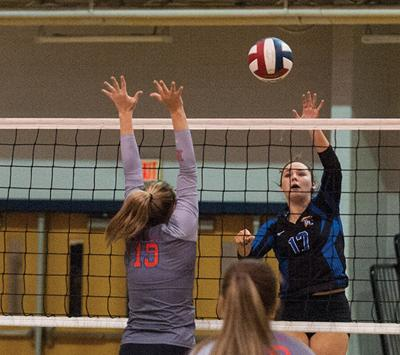 Lady Bobcats ousted by Pike Central