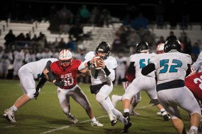 Jags fall to Pirates, 46-7