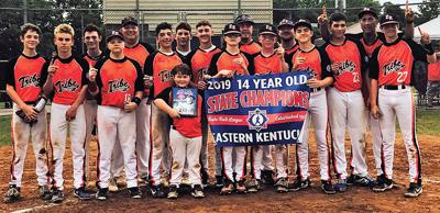 Tribe capture state championship