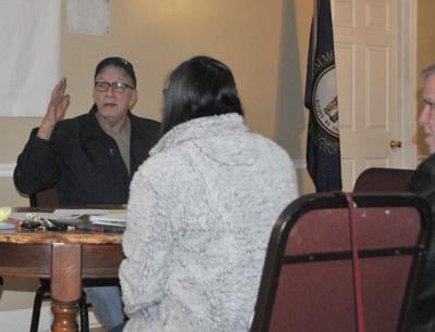 Kinzer complains about actions taken  without commission vote