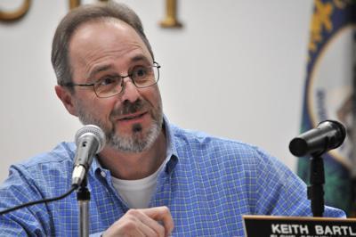 Floyd County Attorney Keith Bartley