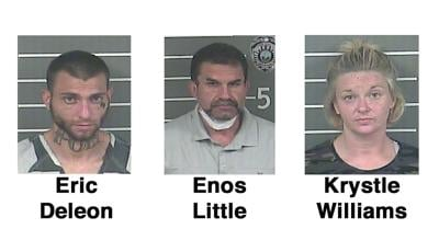 Three charged with murder