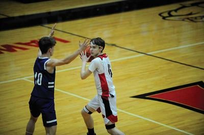 Blackcats to face Letcher Central in scrimmage