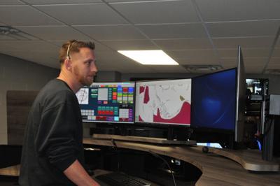 P'burg upgrades  911 center