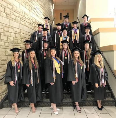 Floyd graduates