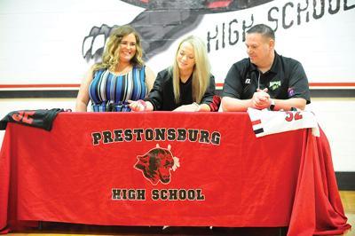 Kaitlyn Keathley signs with  Presbyterian College