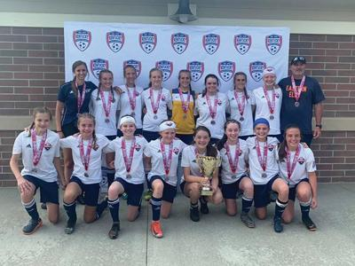 Eastern Elite 2005 finish runner-up in State Cup