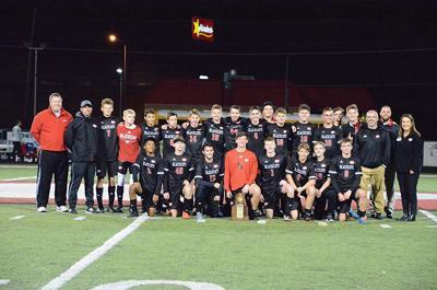 Blackcats win 15th Region