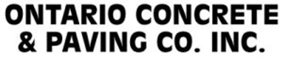 Ontario Concrete & Paving Co., Inc.