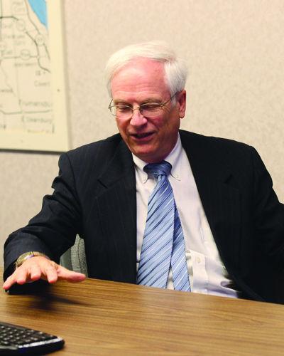 A CONVERSATION WITH: Dennis Bender, Seneca County Judge