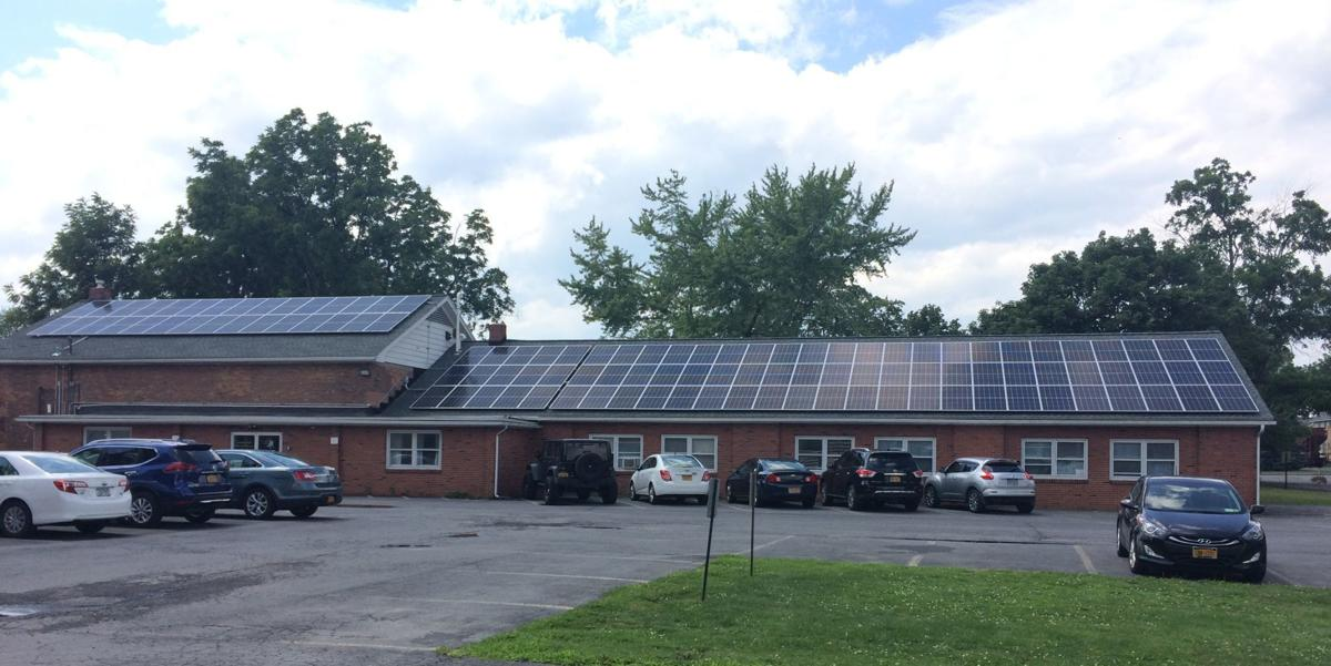 Church solar project