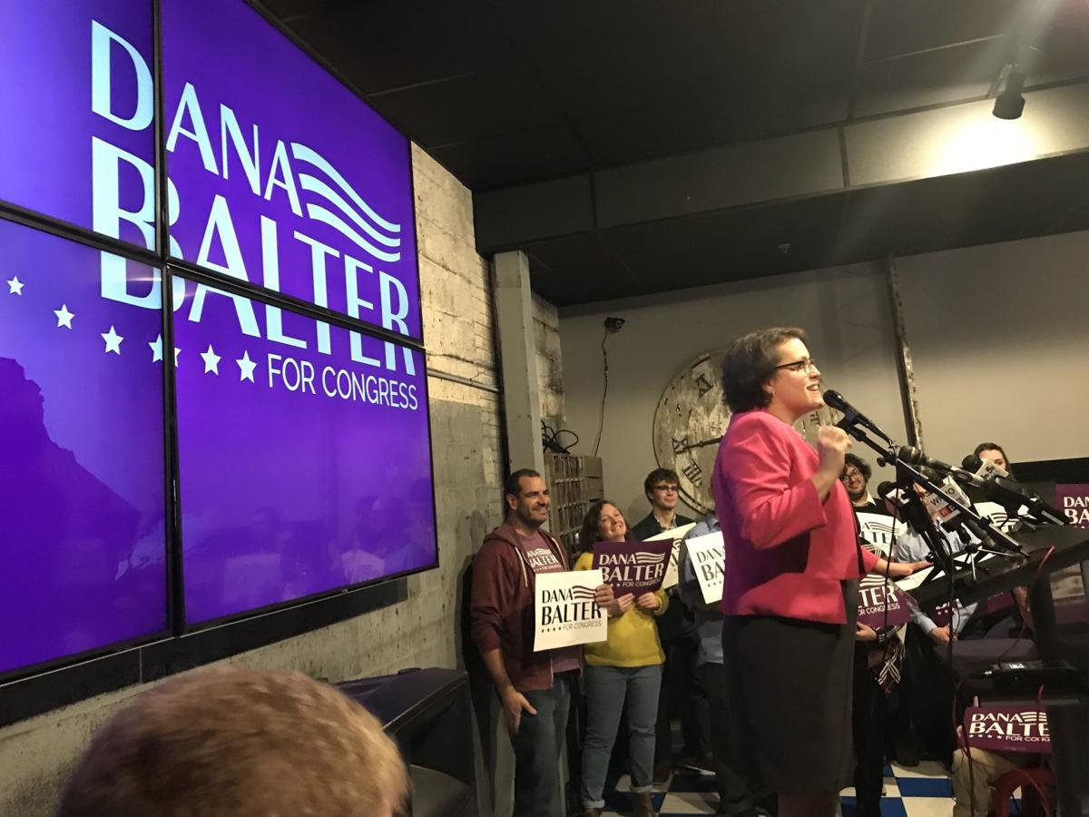 Dana Balter thinks Katko is beatable in 2020