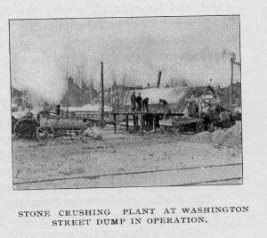 Washington Street dump