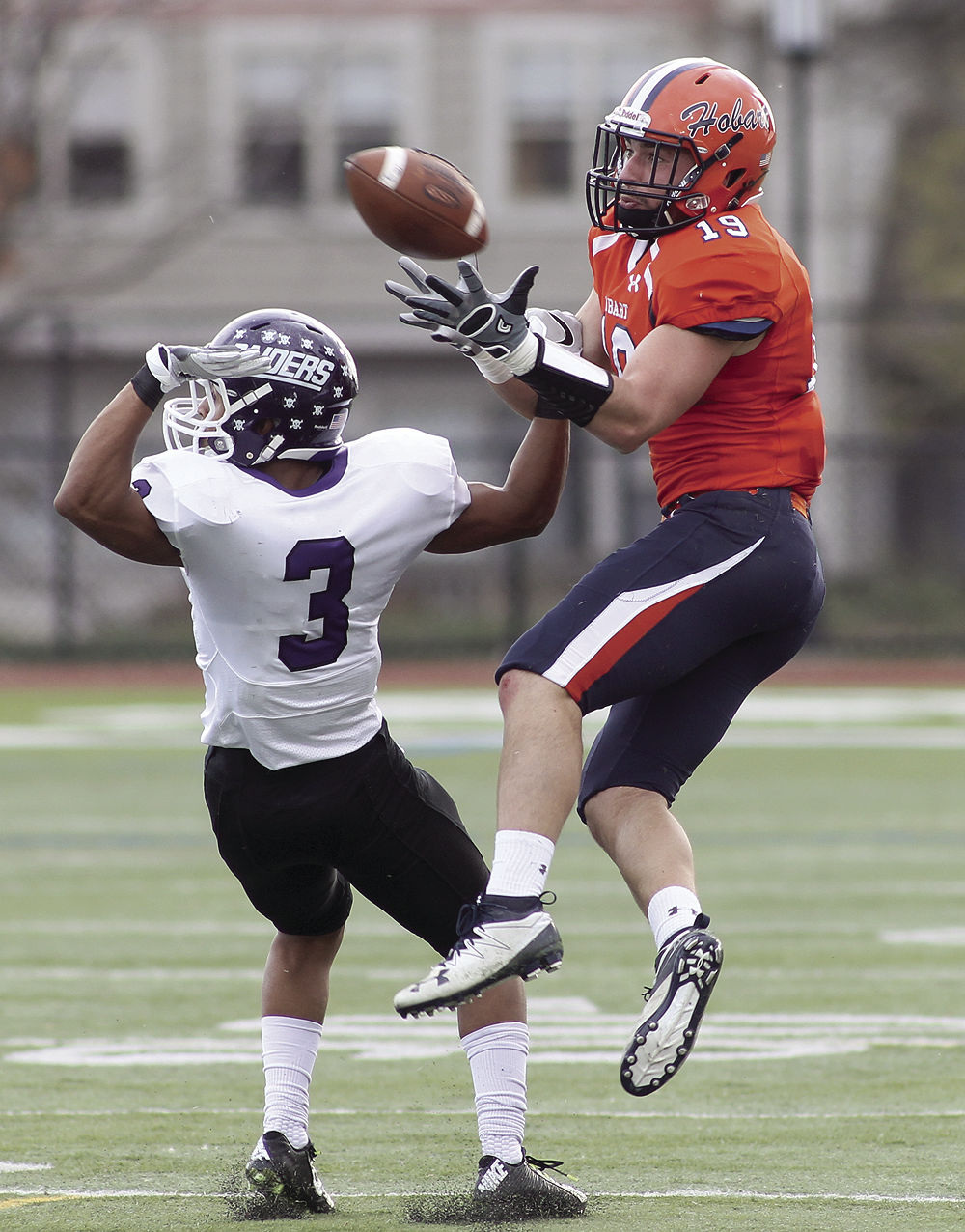 College Football Mount Union Pulls Away For 38 21 Win Over Statesmen Sports Fltimes Com