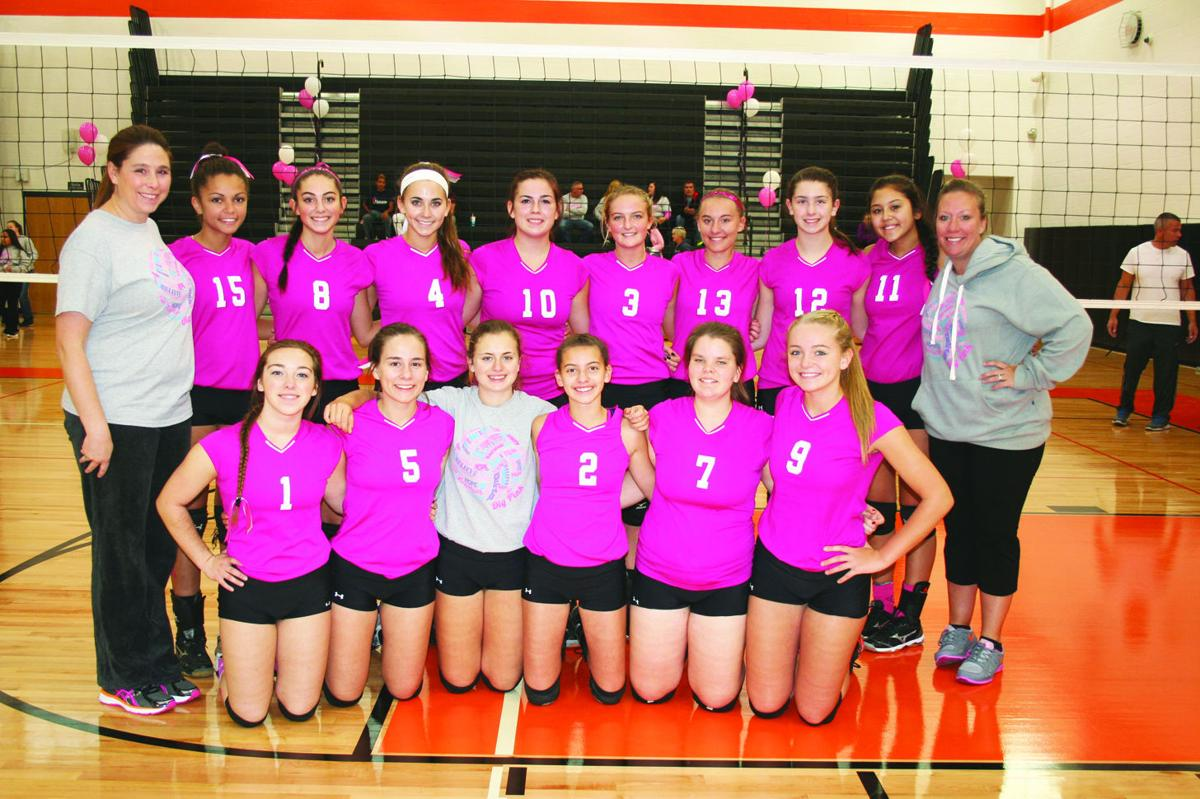 Waterloo volleyball