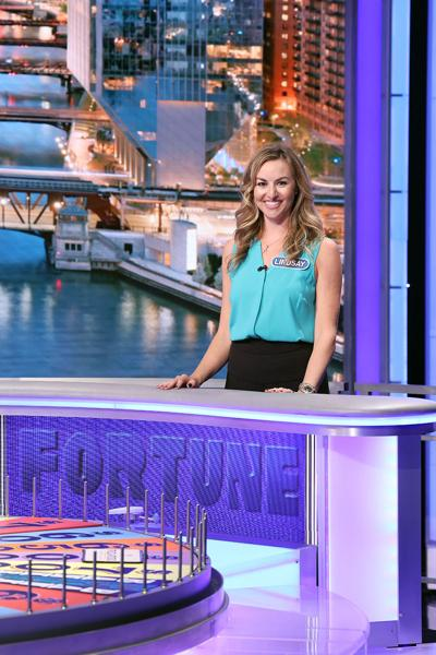 Lindsay Cooley on 'Wheel of Fortune'