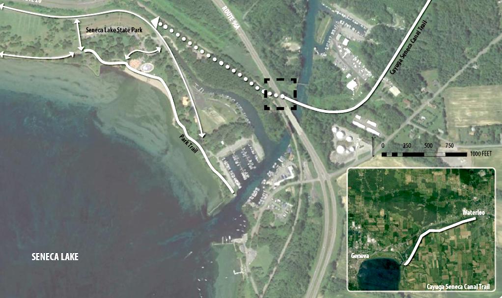 Trail network proposal