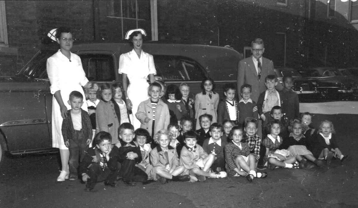Geneva ambulance history
