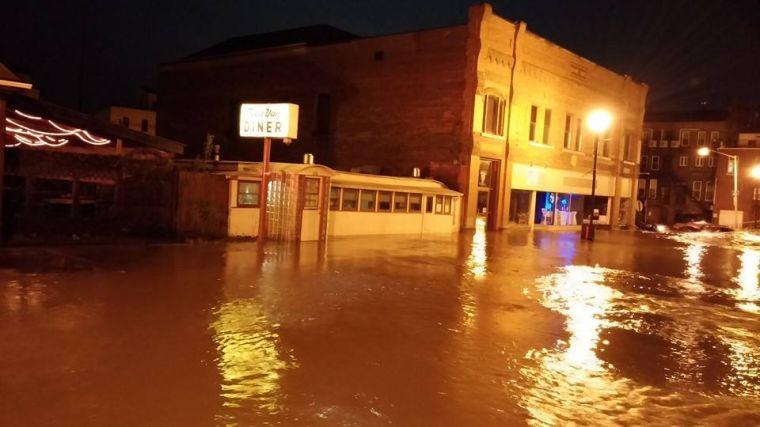 Downtown Penn Yan Businesses Taking Stock After Flood