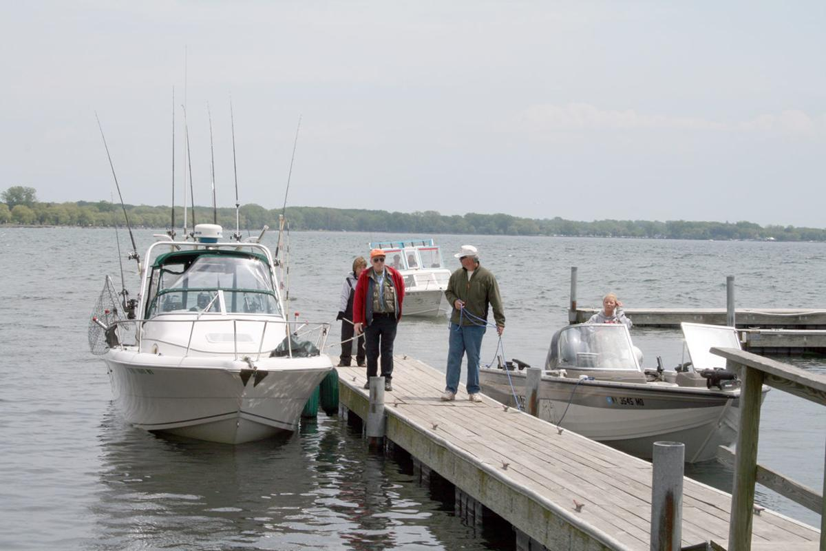 National Lake Trout Derby