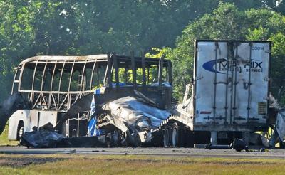 Probe of fatal Thruway crash continues | News | fltimes com