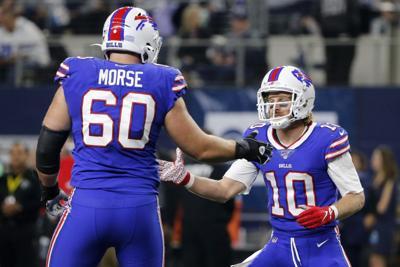 Bills-Steelers game flexed to Sunday night