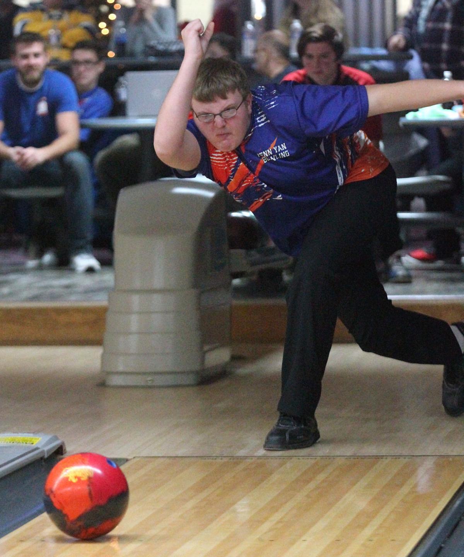 Penn Yan vs. Geneva bowling